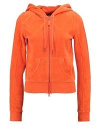 Sweat à capuche orange Fenty PUMA by Rihanna
