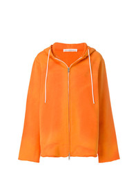 Sweat à capuche orange Golden Goose Deluxe Brand