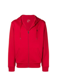 Sweat à capuche rouge Polo Ralph Lauren