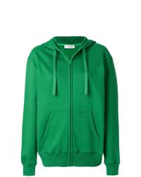 Sweat à capuche vert Valentino