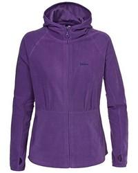 Sweat à capuche violet Trespass