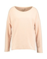 Sweat-shirt beige Juvia