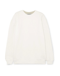 Sweat-shirt beige Ninety Percent