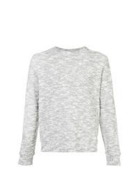 Sweat-shirt blanc Odin