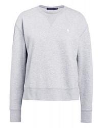 Sweat-shirt blanc Ralph Lauren