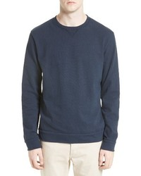 Sweat-shirt bleu marine