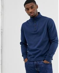Sweat-shirt bleu marine J.Crew Mercantile