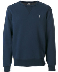 Sweat-shirt bleu marine Polo Ralph Lauren