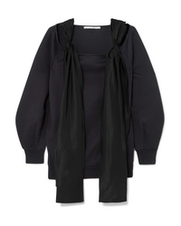 Sweat-shirt bleu marine Stella McCartney