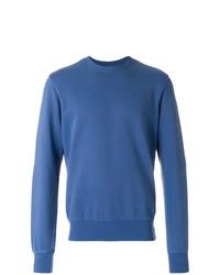 Sweat-shirt bleu Aspesi