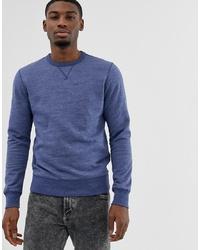 Sweat-shirt bleu J.Crew Mercantile