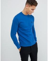 Sweat-shirt bleu J. Lindeberg