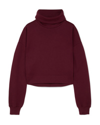 Sweat-shirt bordeaux Ninety Percent
