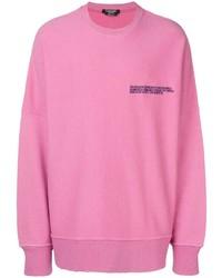 Sweat-shirt fuchsia Calvin Klein 205W39nyc