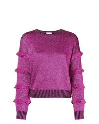 Sweat-shirt fuchsia RED Valentino