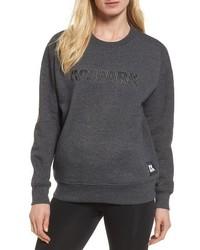 Sweat-shirt gris foncé