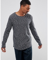 Sweat-shirt gris foncé Jack & Jones