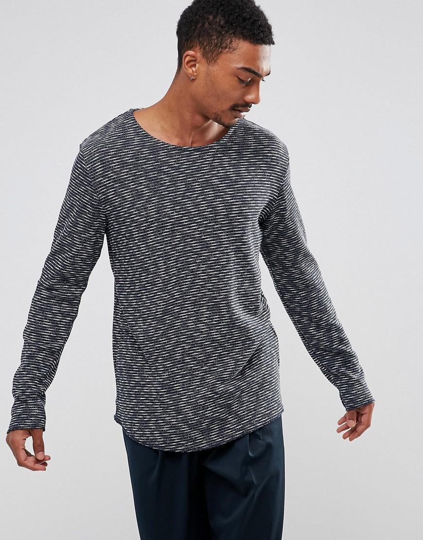 Sweat-shirt gris foncé Jack & Jones