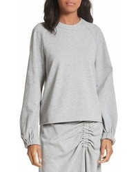 Sweat-shirt gris