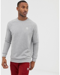 Sweat-shirt gris adidas Originals