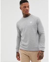 Sweat-shirt gris adidas Originals