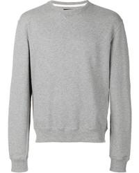 Sweat-shirt gris Calvin Klein