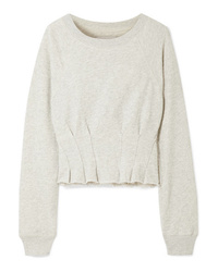 Sweat-shirt gris Current/Elliott