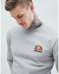 Sweat-shirt gris Ellesse
