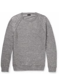 Sweat-shirt gris J.Crew