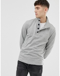 Sweat-shirt gris J.Crew Mercantile