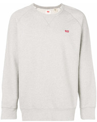 Sweat-shirt gris Levi's