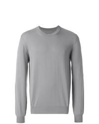 Sweat-shirt gris Maison Margiela