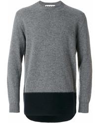 Sweat-shirt gris Marni
