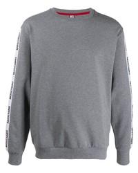 Sweat-shirt gris Moschino