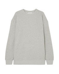 Sweat-shirt gris Ninety Percent