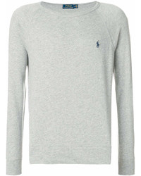 Sweat-shirt gris Polo Ralph Lauren