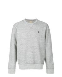 Sweat-shirt gris Polo Ralph Lauren