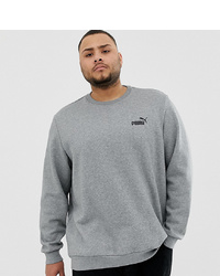Sweat-shirt gris Puma
