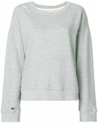 Sweat-shirt gris RtA