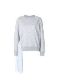 Sweat-shirt gris Stella McCartney