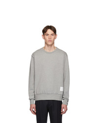 Sweat-shirt gris Thom Browne