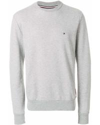 Sweat-shirt gris Tommy Hilfiger