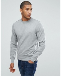 Sweat-shirt gris Tommy Hilfiger