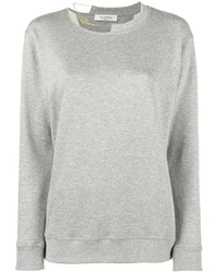 Sweat-shirt gris Valentino