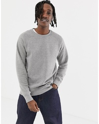 Sweat-shirt gris Weekday
