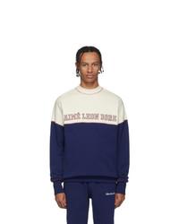 Sweat-shirt imprimé multicolore Aimé Leon Dore