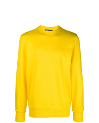 Sweat-shirt jaune Y-3