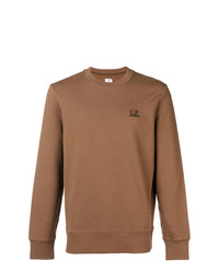 Sweat-shirt marron CP Company