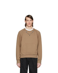 Sweat-shirt marron Neil Barrett