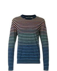 Sweat-shirt multicolore